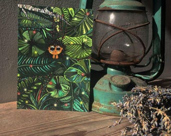 Mowgli Postcard