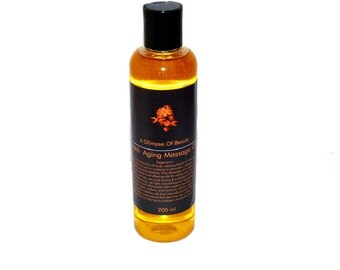 Anti-Aging Massage Oil