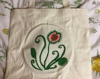Venus Fly Trap Bag