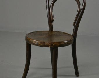 J & J Kohn Childs Bentwood Chair