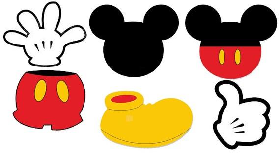 SVG disney mickey pieces mickey pieces love mickey love