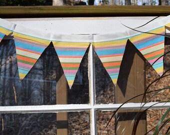 Fabric Banner, Pennant Banner, nursery banner