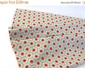 Clearance Sale SALE - Moonlit - Hexies in Paprika by Rashida Coleman-Hale for Cotton + Steel - Japanese Import