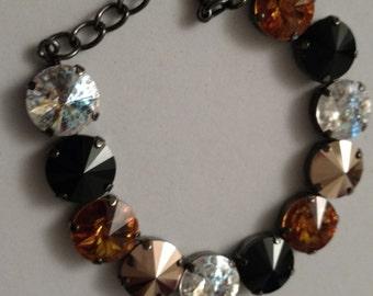 Swavorski Crystal bracelet 12mm