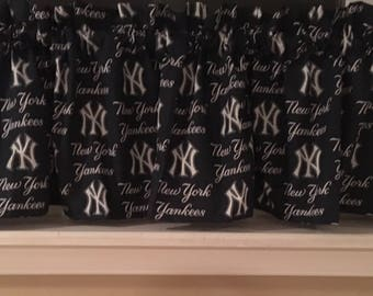 "MLB New York Yankees Baseball Valance Curtain 55"" W x 13"" L"