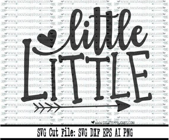 New Baby Svg Big Little Middle Sister Svg Birth