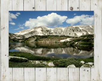 High Alpine Beauty | Instant Digital Download Photography | Printable in various sizes (5x7, 8x10, 11x14, 16x20, 20x30) DIY and Save!