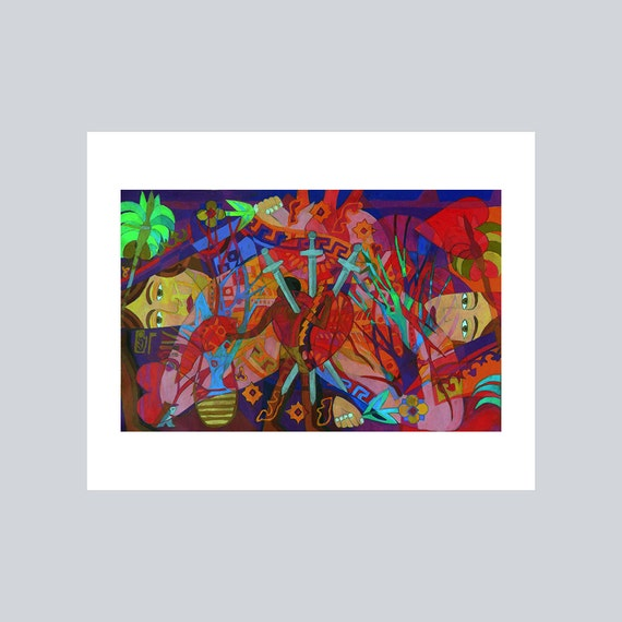 Affordable art prints and wall decor