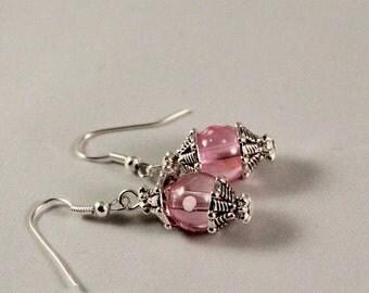 Baby metal earrings