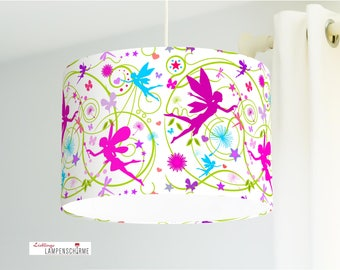 Lampshade - Elves - Desired color and size on request