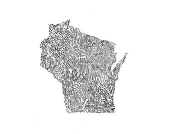 Wisconsin - Digital Download