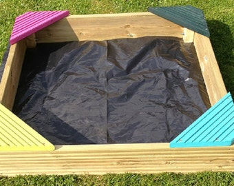 Self Assembly Childrens Play Pit