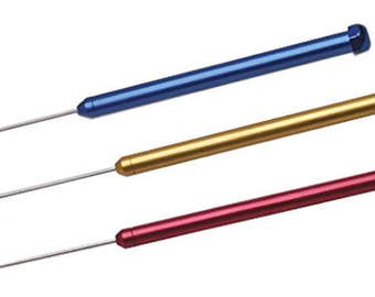 Set of 3 Non-Sticking Titanium Soldering Picks Jewelry Making Forming Solder Tool Kit