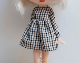 blythe dress plaid