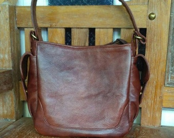 Stella Hobo Leather Bag