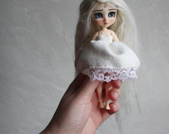 little pullip Luun full custom body neemo, doll ooak