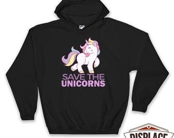 kawaii ~ unicorn shirt ~ unicorn ~ unicorn tshirt ~ unicorn t shirt ~ girls unicorn shirt ~ unicorn top ~ Hoodie Sweatshirt