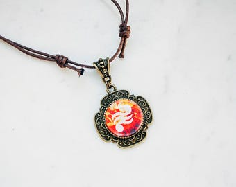 The Legend of Zelda - Din necklace