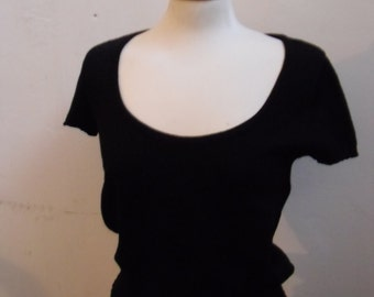moschino Couture, vintage, shirt, sweater,