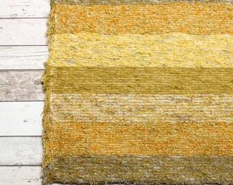 Yellow Rug. 120x160 Cm. (4u0027 X 5u00273) Bedroom Rug
