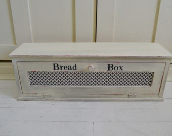 Bread Box ,  Made to Order , Custom Made , Farmhouse Style