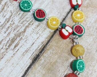 Fruity Protestant Prayer Beads/Children's Prayer Beads