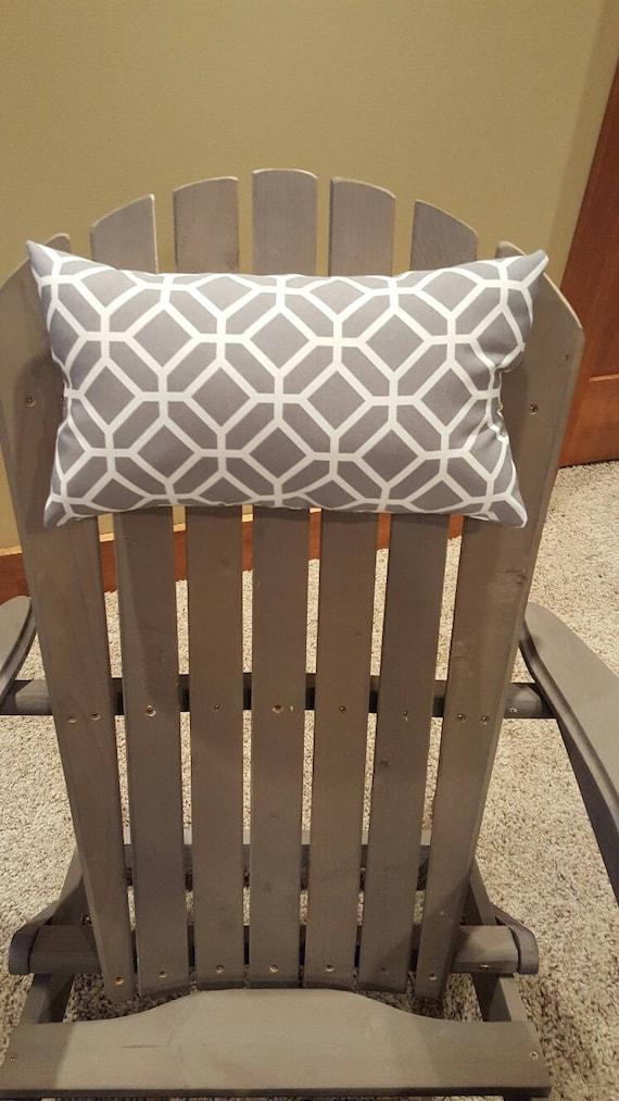Adirondack Chair Head Neck Pillow Set Of 2
