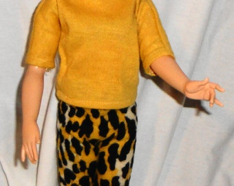 Ideal Liz Carol Brent Doll with Original Outfit
