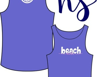 Beach Mode Comfort Color Tshirts