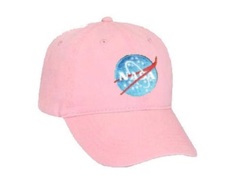 FREE Shipping - NASA Today & Tomorrow Washed Cotton Cap