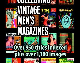 Collecting Vintage Men's Magazines
