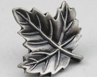 Leaf drawer pulls | Etsy