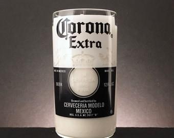 Corona Extra Beer Bottle Candle
