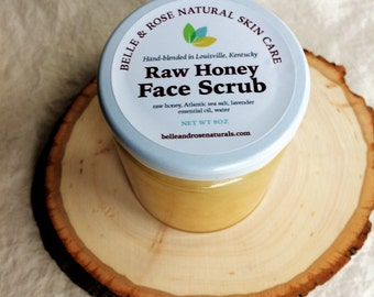 Raw Honey Face Scrub
