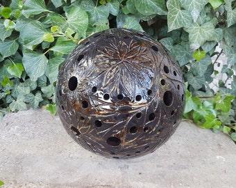 Garden ball, ceramic ball, light ball