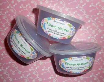 Flower Garden - wax melts - wax shots - candle melts - tart melts - home fragrance