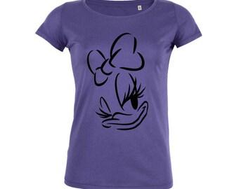 Daisy Duck Shirt Disney Vacation Shirt Daisy duck tshirt Disney shirt Daisy Duck gift Donald Duck Shirt Daisy Duck womens tees