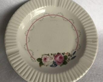 Vintage Ceramic Ashtray from German Democratic Republic