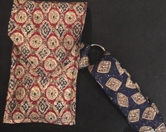 Tommy Hilfiger Necktie Wristlet