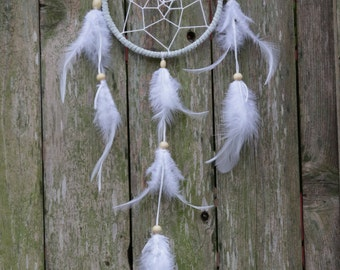Boho Dreamcatcher, traditional style dreamcatcher, native american