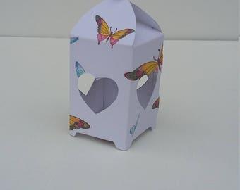 Mini Butterfly Gift Box Set of 12