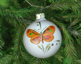 Butterfly ornament monarch butterfly gifts kids ornament colorful butterfly nature lover gift christmas ornament butterfly decoration