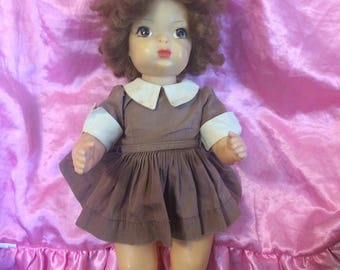 """Vintage Terri Lee Doll,1950's 16"""" original clothes,Vintage Dolls, Home and Living, toys and games, Collectibles, Terri Lee doll."""