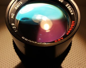 Albinar ADG 80-200mm f3.9 Macro Zoom Lens For Minolta MD Mount