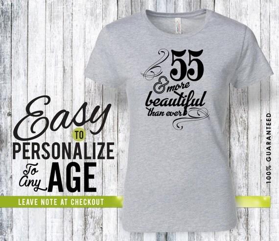 55th Birthday 55th Birthday Gifts For Women 55th Birthday