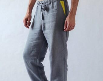 Linen pajamas | Etsy