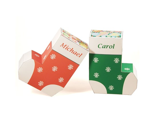 Fun Christmas Favors Diy Holiday Ornaments Christmas Stocking