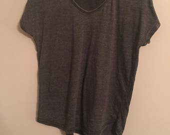 Gray Top Size M