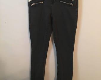 Cargo Skinny Jeans 26W