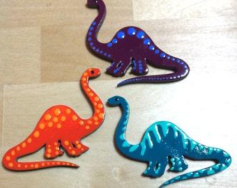Big Dinosaurs - Magnets/Badges